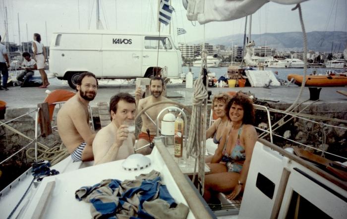1. Segeltörn als Skipper …