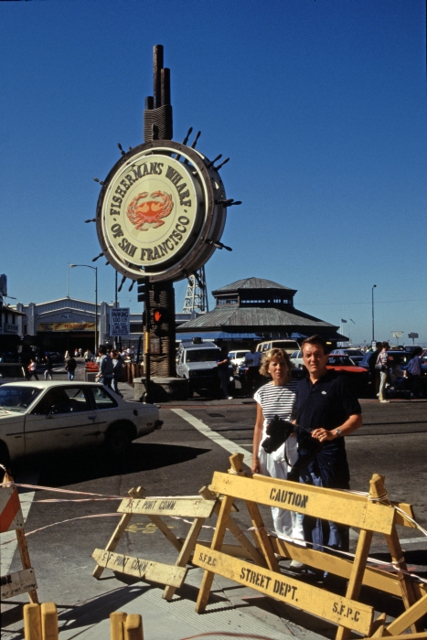 Fisherman's Wharf Area …