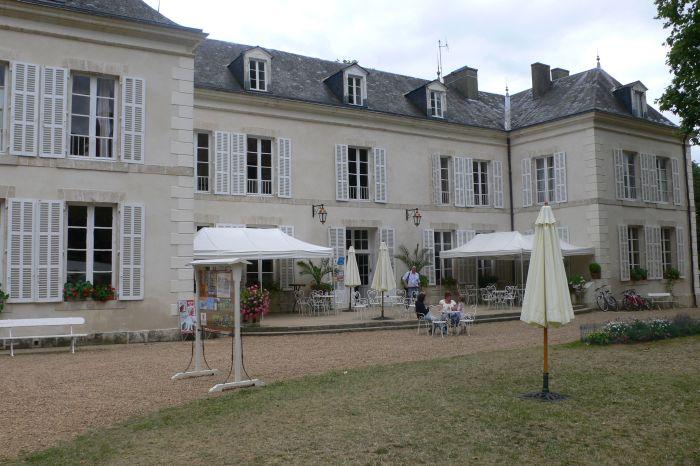Chateau de Chanteloup …