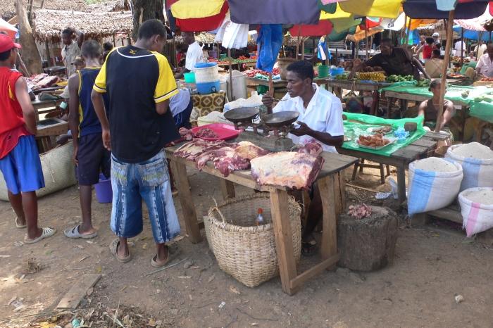 Der Markt in Noys Be…