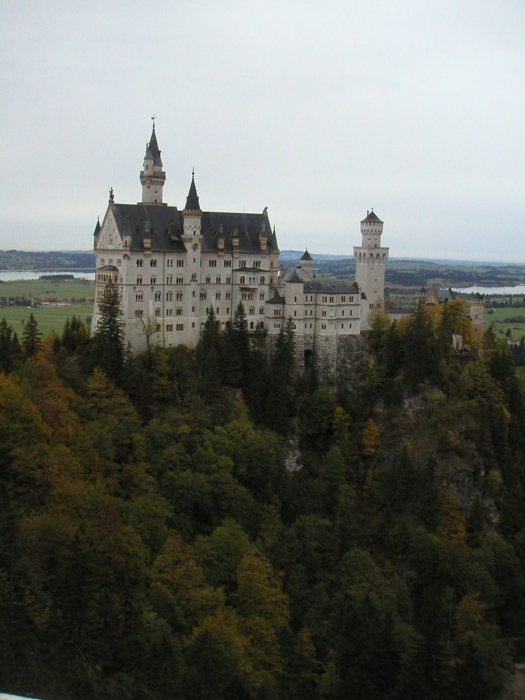 König Ludwig II. baute …