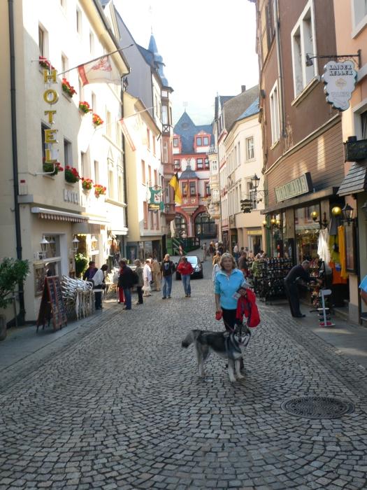 Die Altstadt mit ihren …