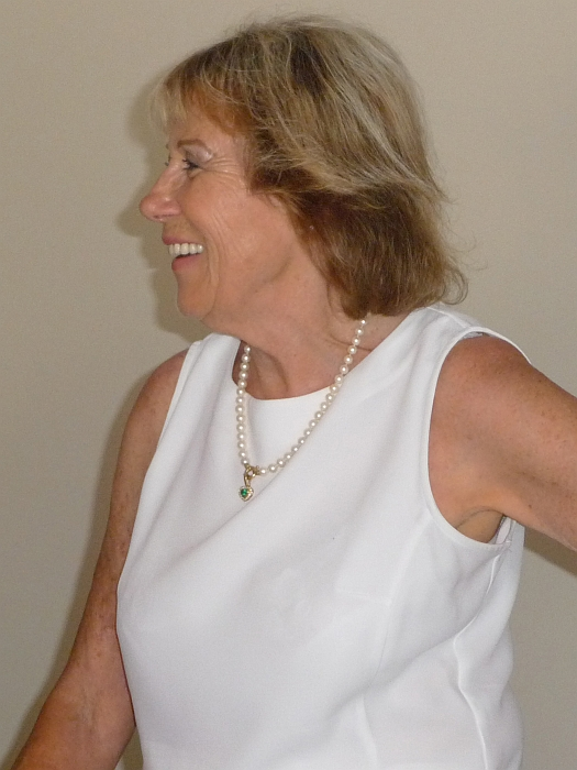 Auch die Oma Gisela …