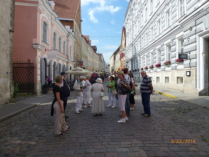 Einen Altstadtrundgang mit �