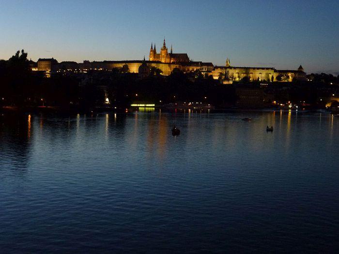 Der erste Tag in Prag mit einem …