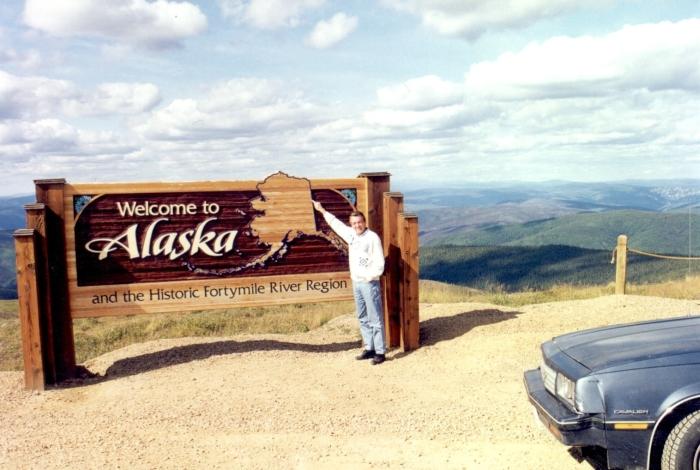 Willkommen in Alaska …