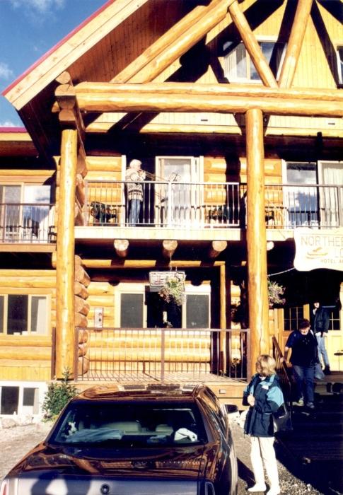 Northern Rockies Lodge …