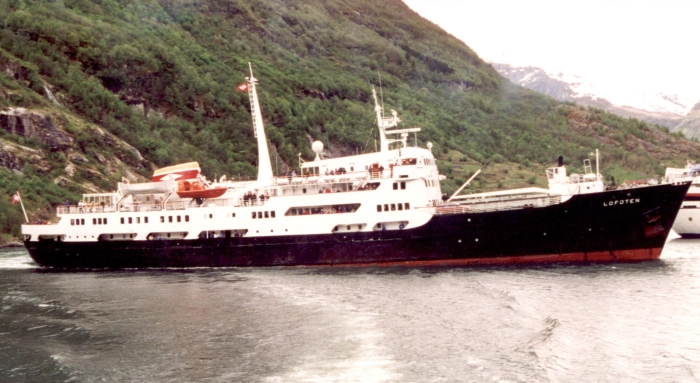 Auf das Nostalgieschiff …