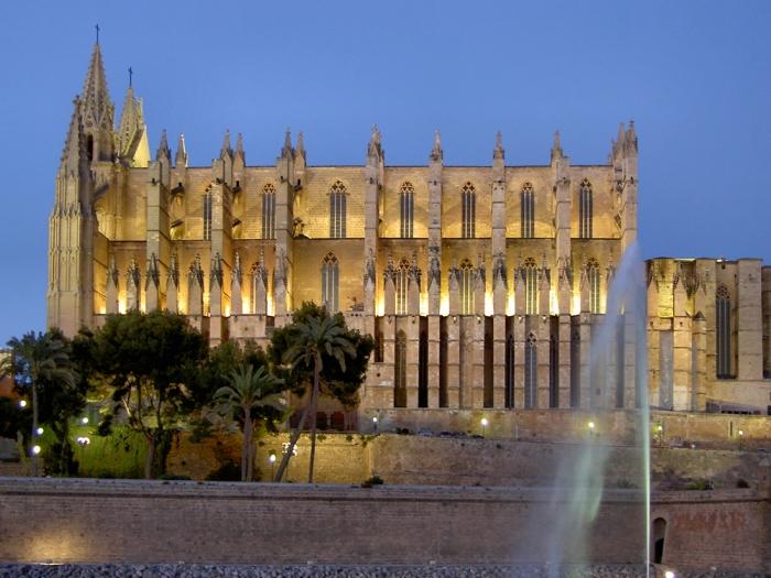 Die Kathedrale von …